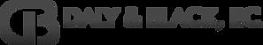 Daly&Black_logo_bw
